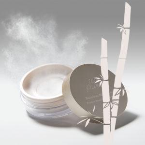 translucent bamboo loose powder