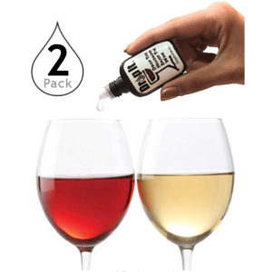 Natural Wine Drops (two)