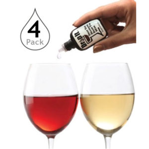 Natural Wine Drops (four)