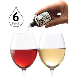 Natural Wine Drops (six)